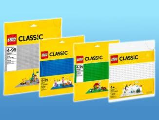 LEGO Baseplates Neuauflage 2022