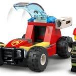 LEGO City 77943 Feuerwache Starterset 7