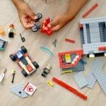 LEGO City 77943 Feuerwache Starterset 8