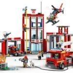 LEGO City 77944 Feuerwehrzentrale 2