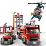 LEGO City 77944 Feuerwehrzentrale 4