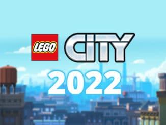 LEGO City Neuheiten 2022 Titelbild