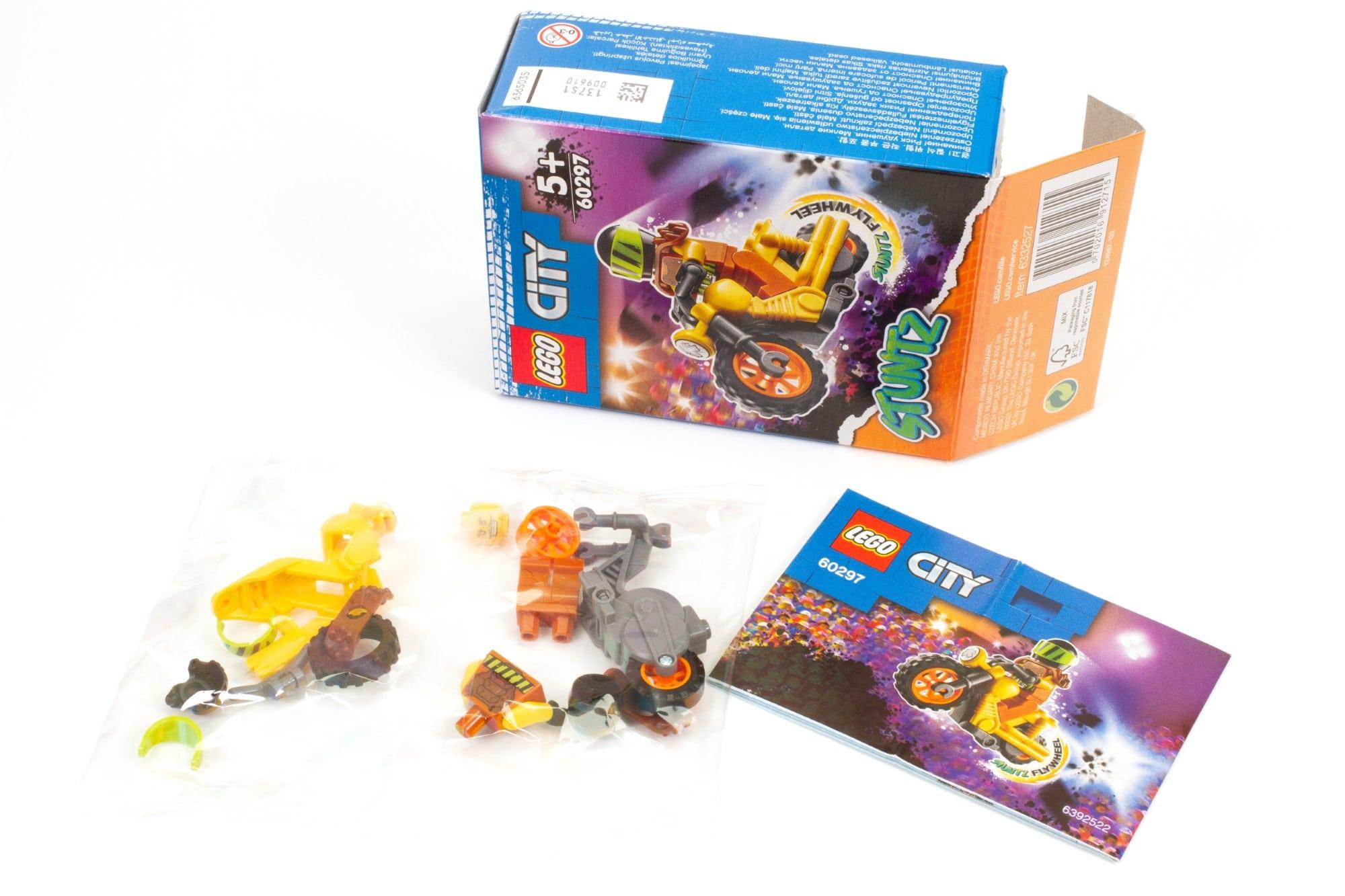 LEGO City Stuntz Praxistest 60297 3