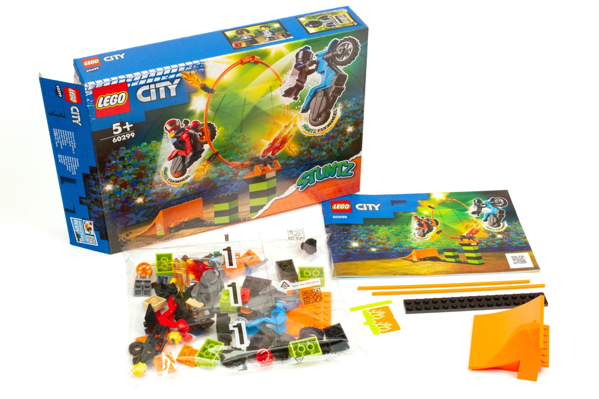 LEGO City Stuntz Praxistest 60299 3