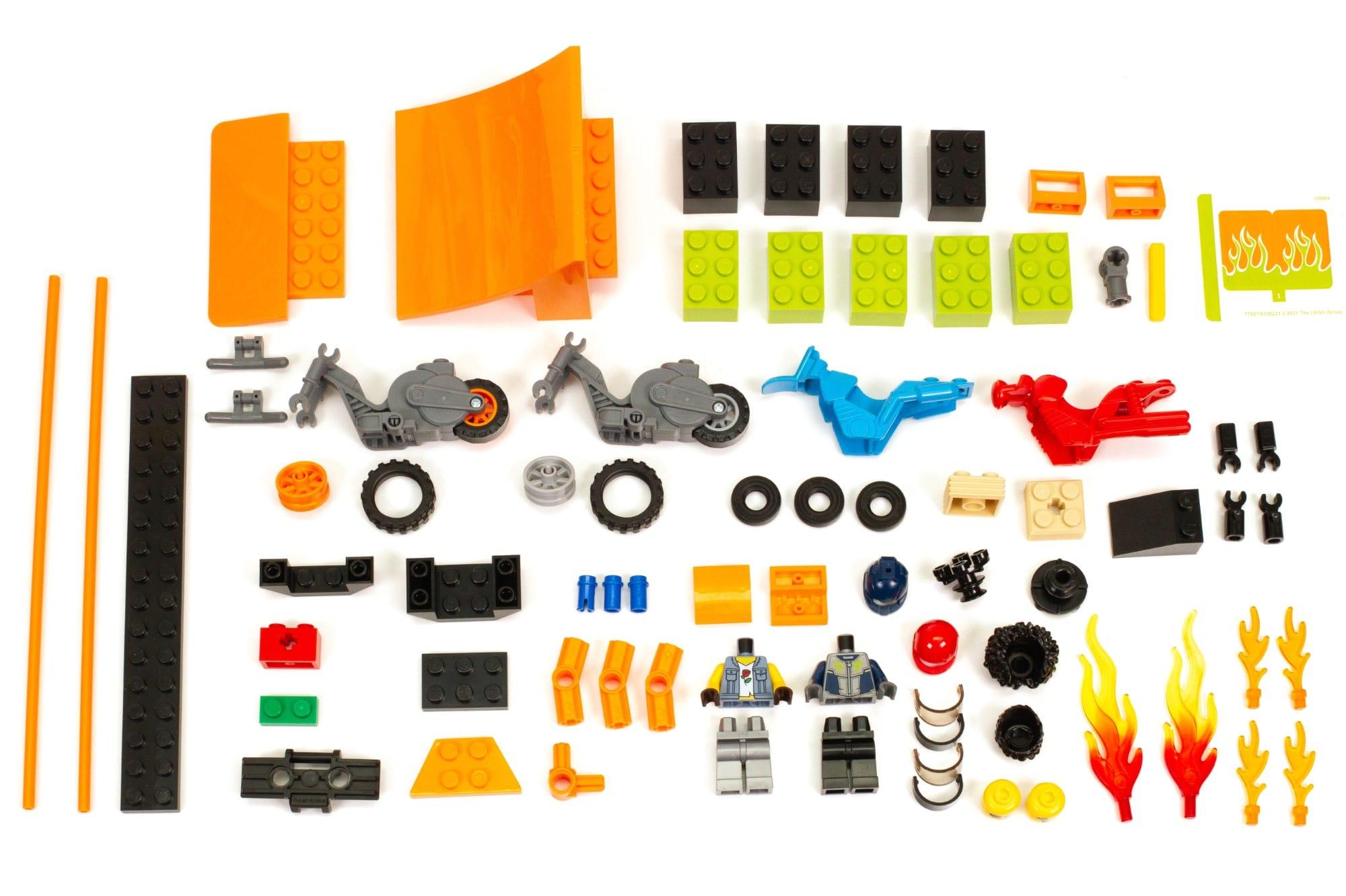 LEGO City Stuntz Praxistest 60299 4