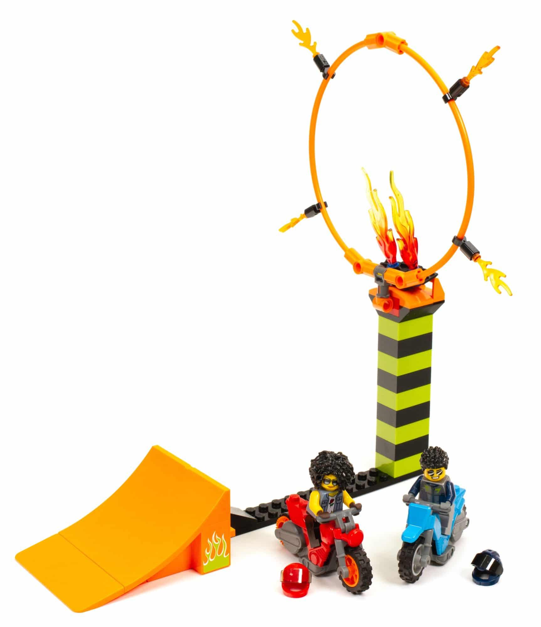 LEGO City Stuntz Praxistest 60299 5