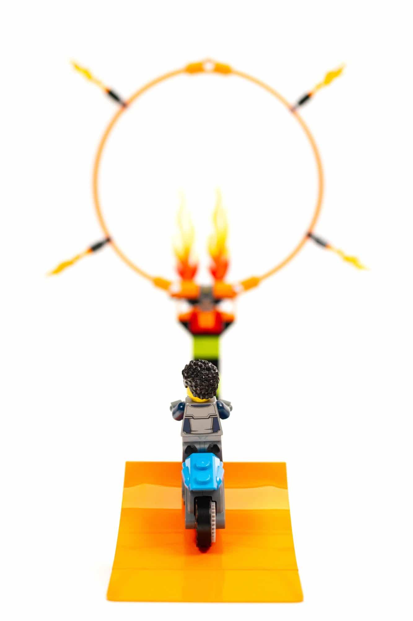 LEGO City Stuntz Praxistest 60299 6
