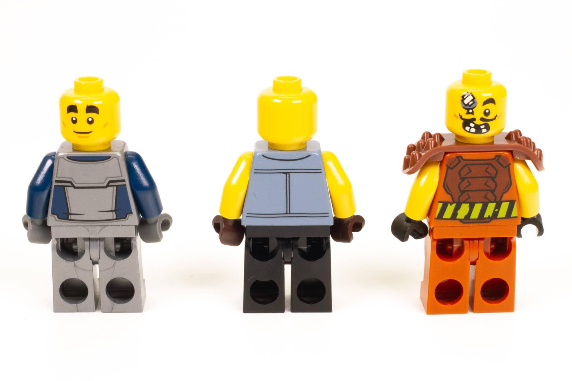 LEGO City Stuntz Praxistest Minifiguren 3