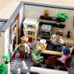 LEGO Creator Expert 10291 Queer Eye The Fab 5 Loft 20