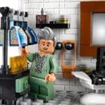 LEGO Creator Expert 10291 Queer Eye The Fab 5 Loft 7