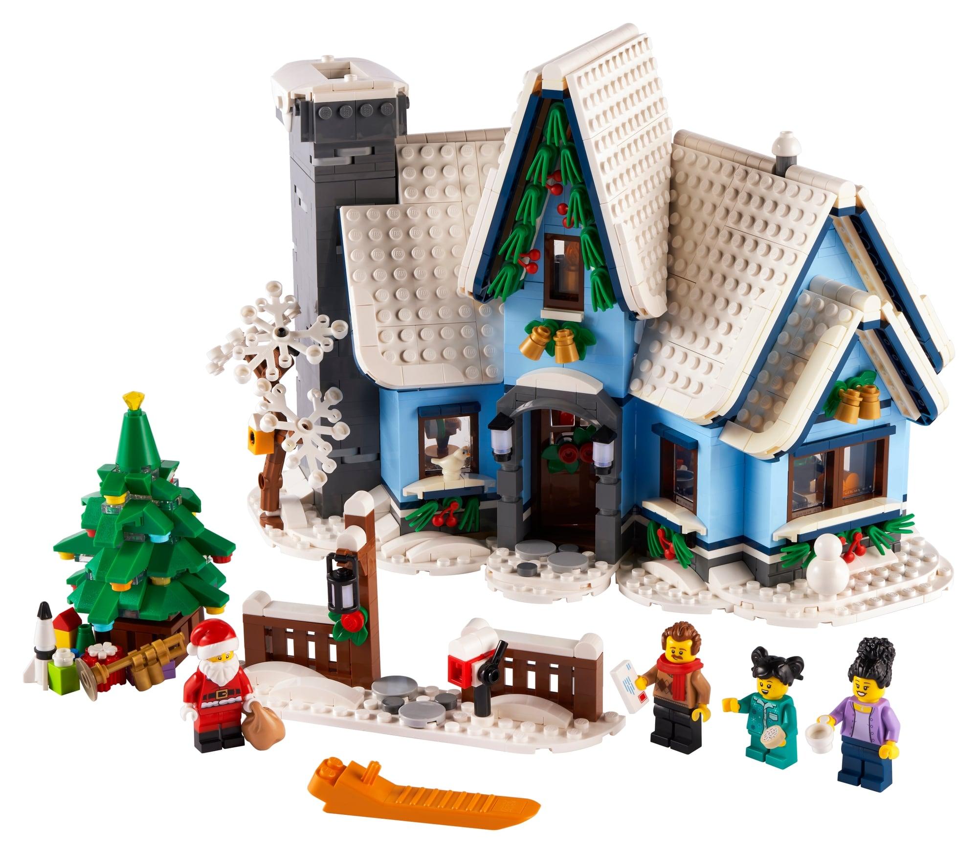 LEGO Creator Expert 10293 Santas Visit 1
