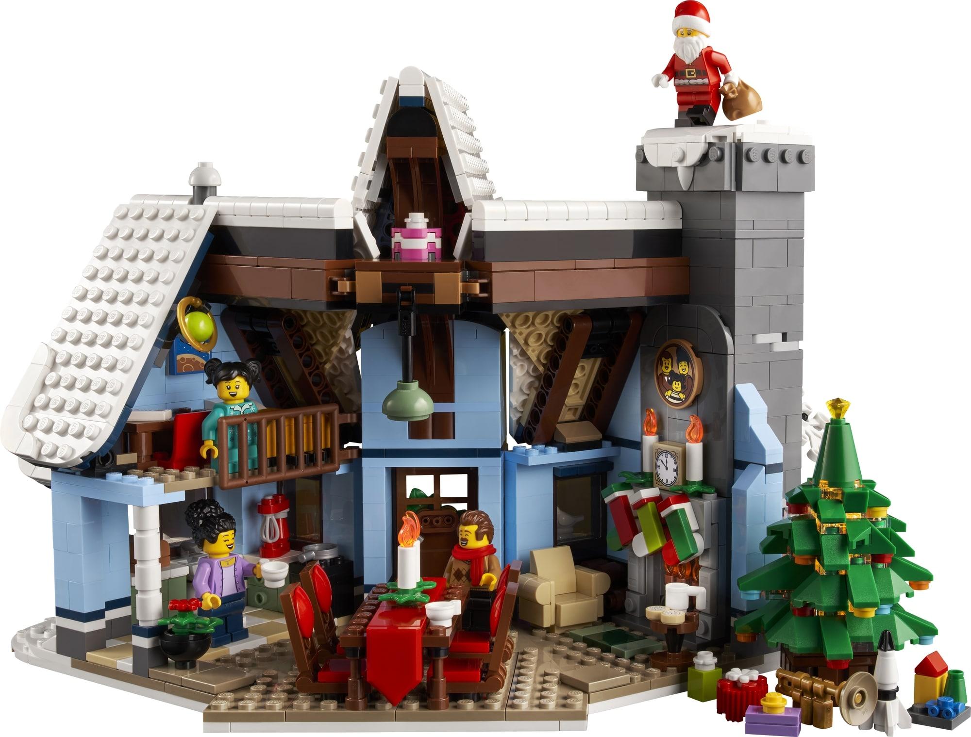 LEGO Creator Expert 10293 Santas Visit 4