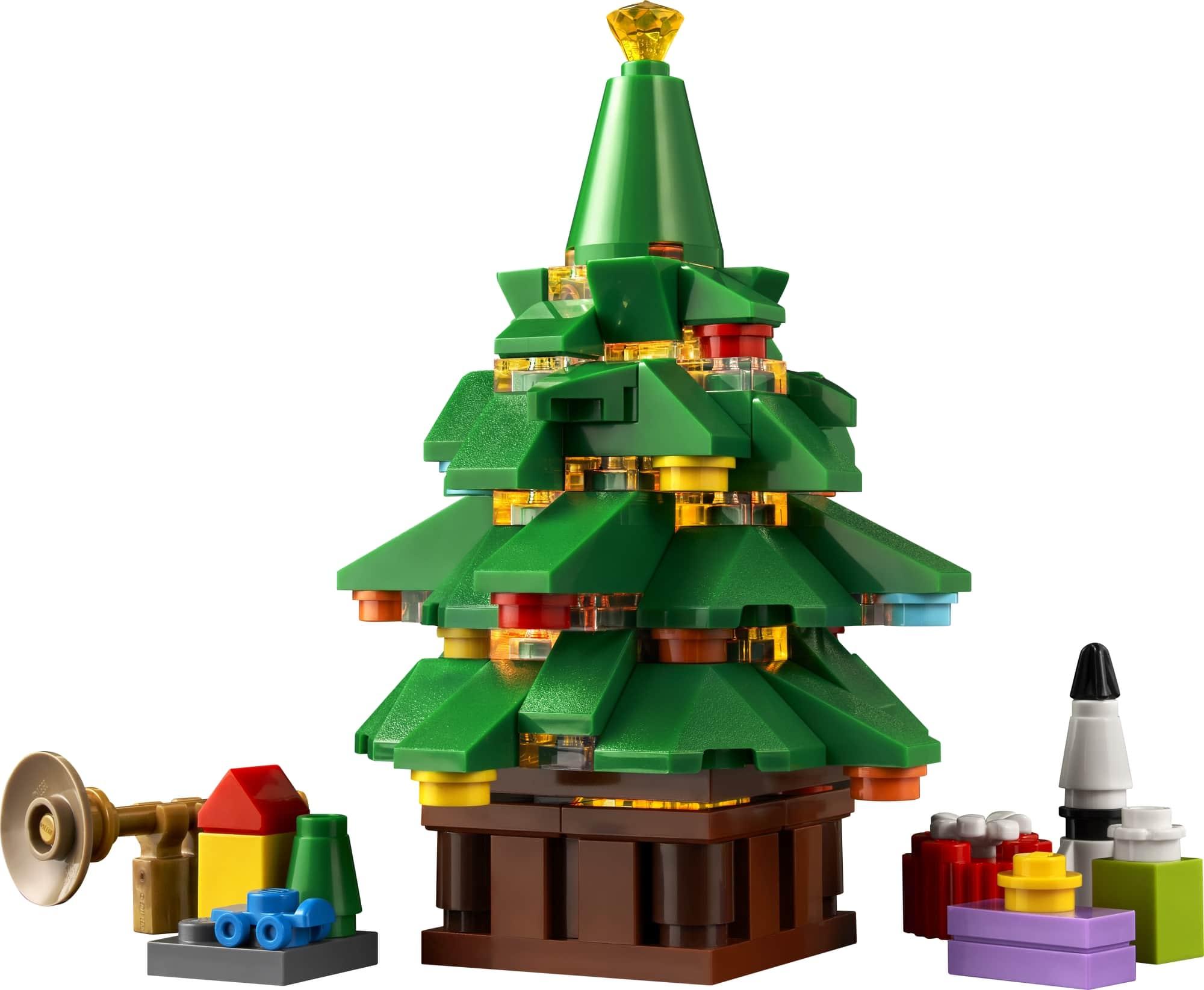 LEGO Creator Expert 10293 Santas Visit 7