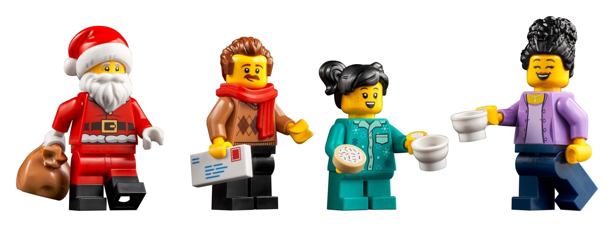 LEGO Creator Expert 10293 Santas Visit 8