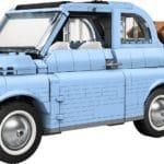 LEGO Creator Expert 77942 Fiat 500 11
