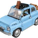 LEGO Creator Expert 77942 Fiat 500 2