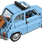 LEGO Creator Expert 77942 Fiat 500 3