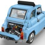 LEGO Creator Expert 77942 Fiat 500 4