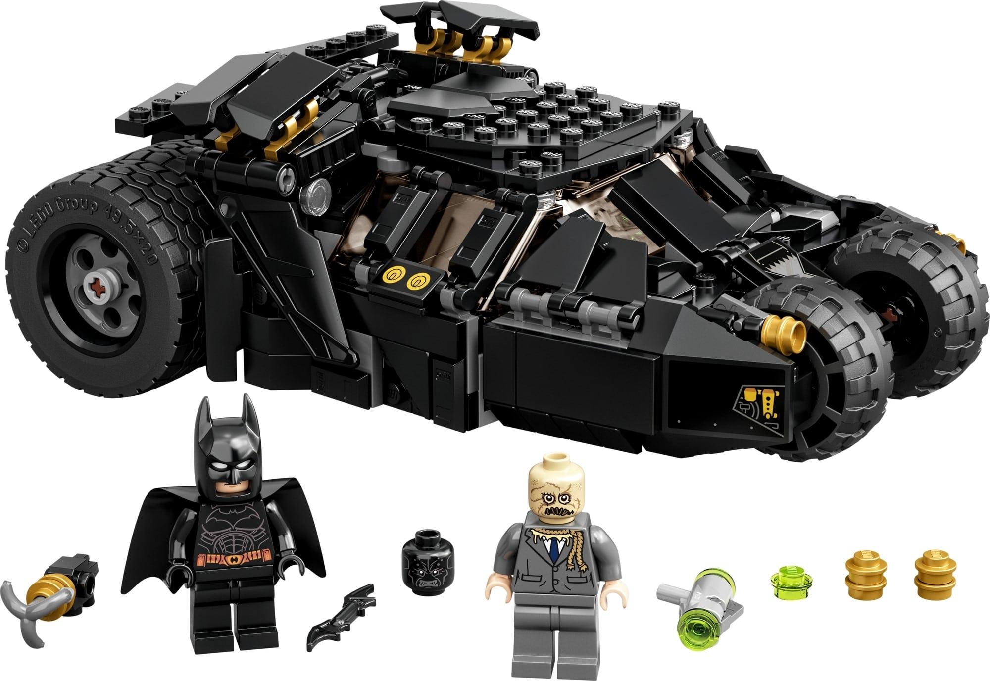 LEGO Dc 76239 LEGO Dc Batman Batmobile Tumbler Duell Mit Scarecrow 1