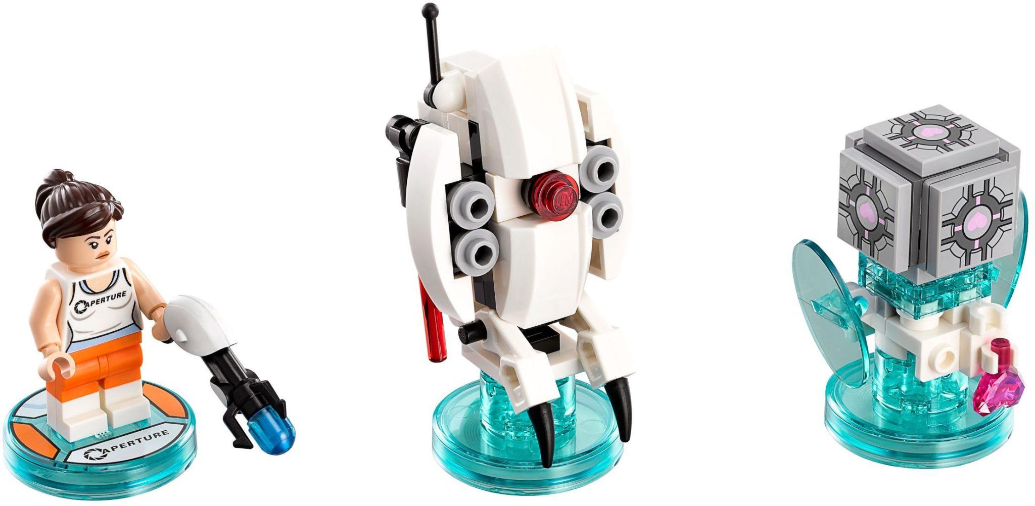 LEGO Dimensions 71203 Portal 2