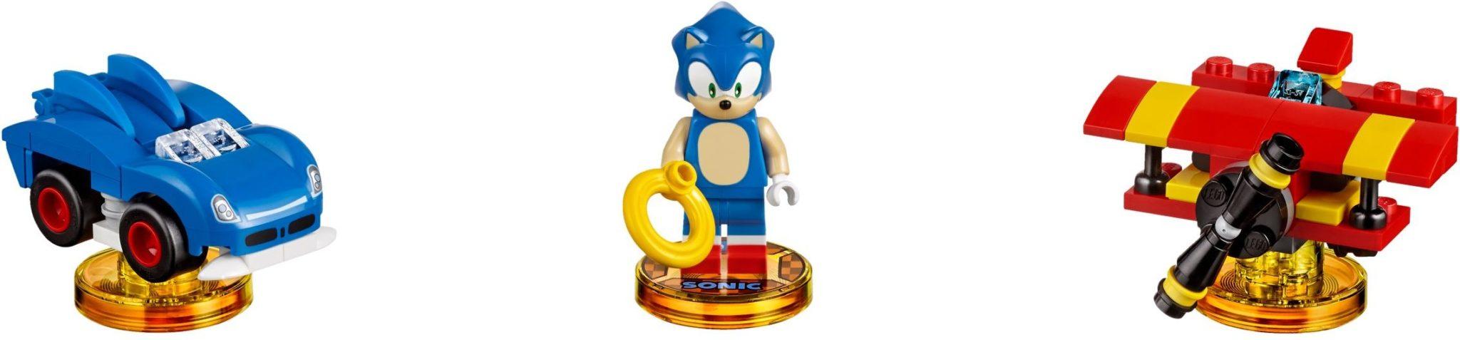 LEGO Dimensions 71244 Sonic The Hedgehog