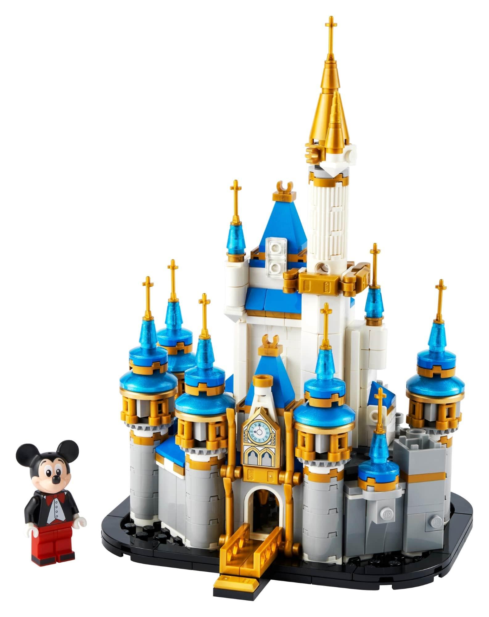 LEGO Disney 40478 Kleines Disney Schloss 1