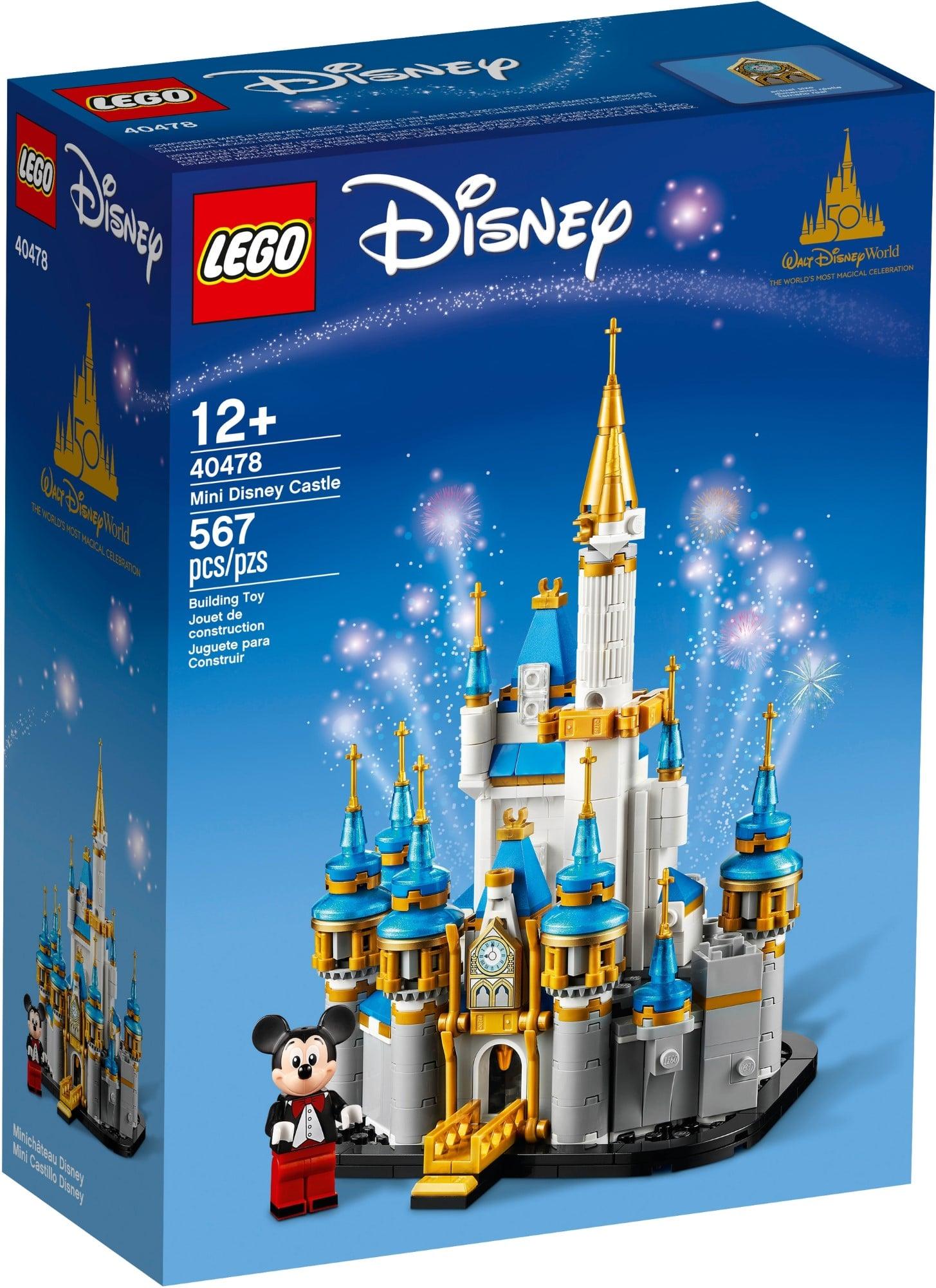 LEGO Disney 40478 Kleines Disney Schloss 2
