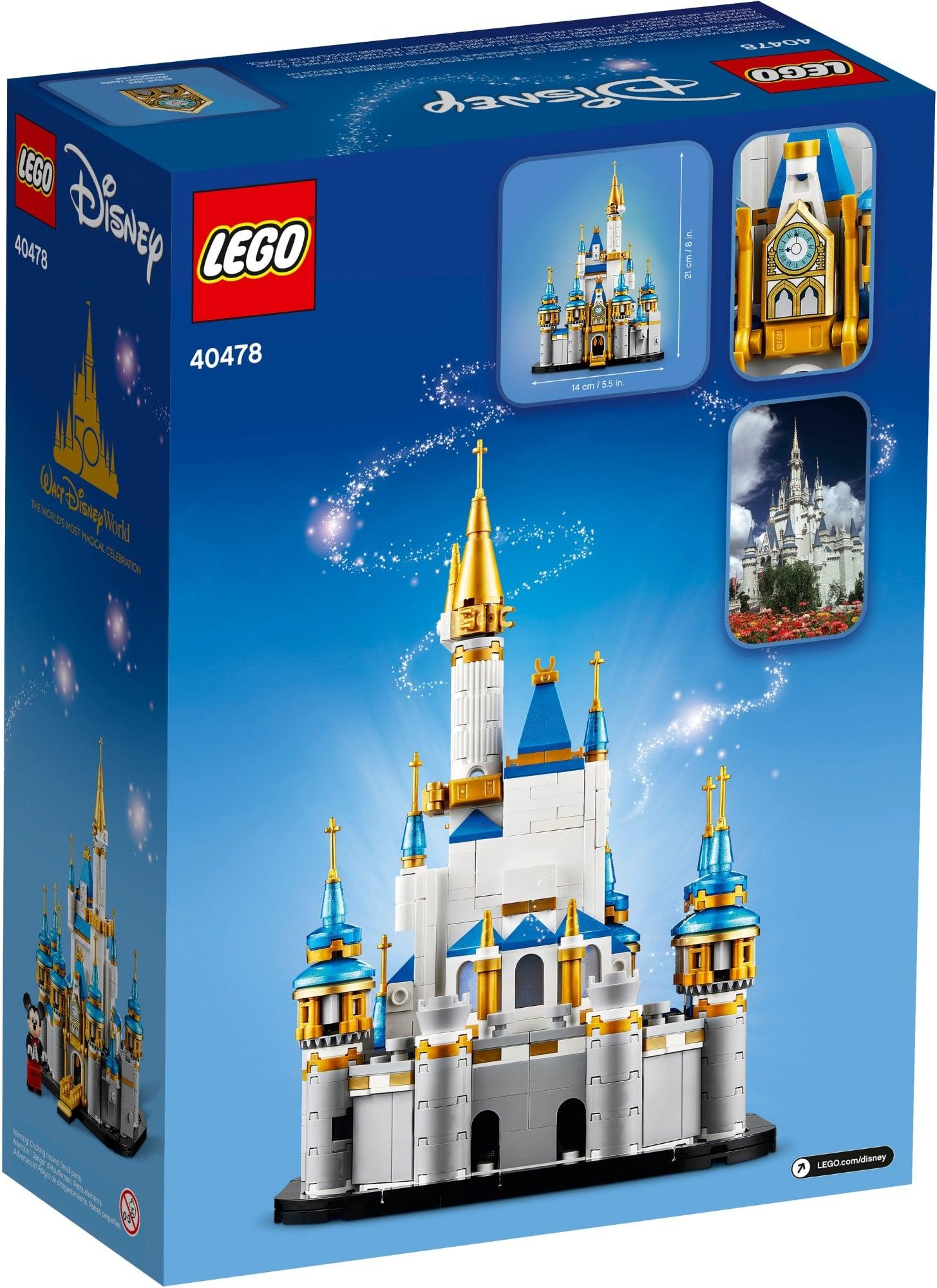 LEGO Disney 40478 Kleines Disney Schloss 3