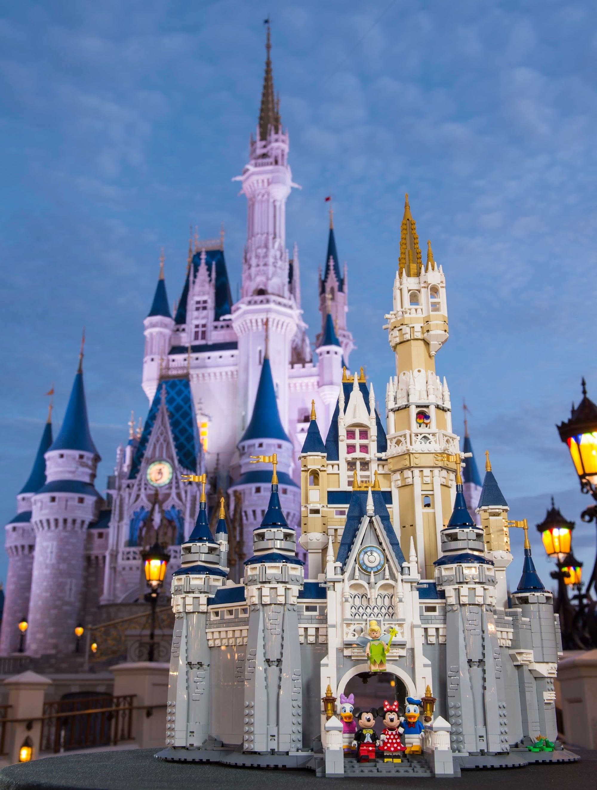 LEGO Disney 71040 Das Disney Schloss 14