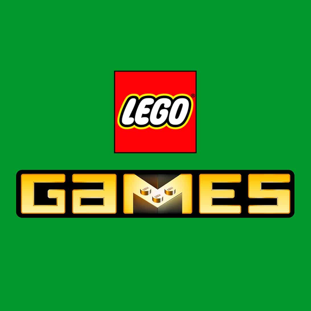 LEGO Games Logo 01