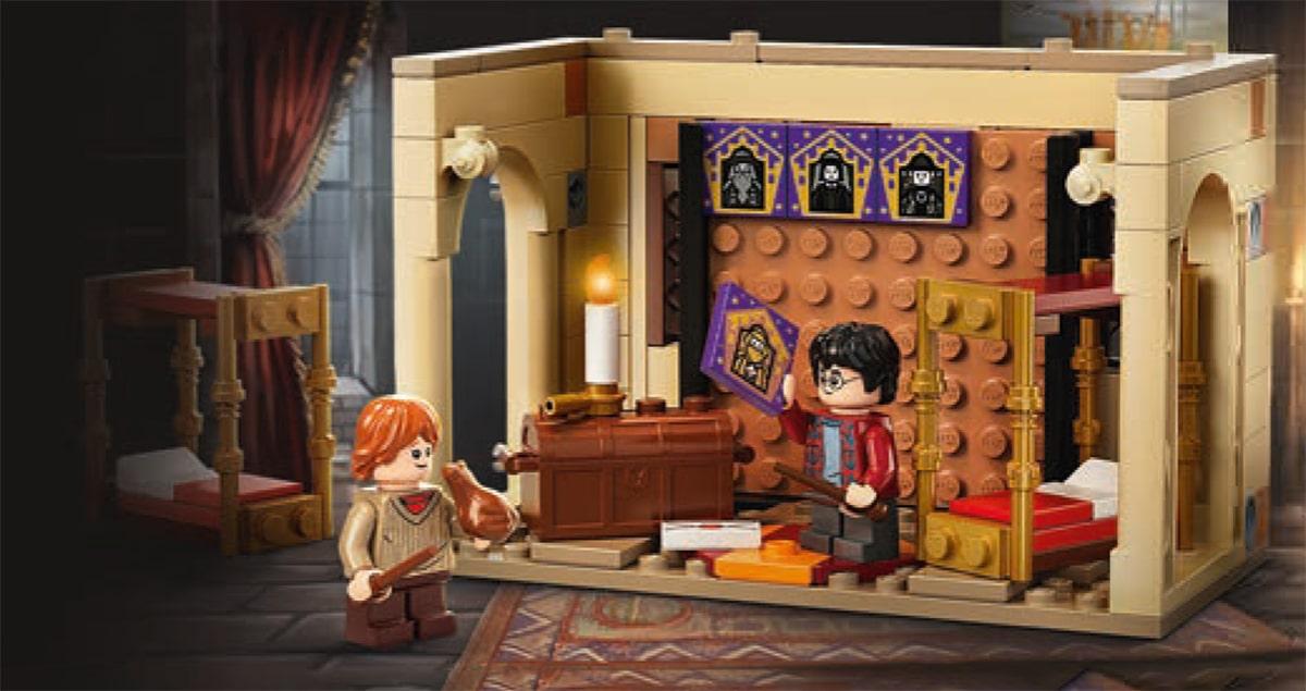 LEGO Harry Potter Gemeinschaftsraum 01