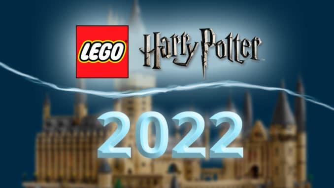 LEGO Harry Potter Neuheiten 2022 Titelbild 02