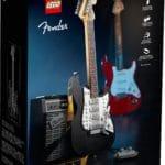 LEGO Ideas 21329 Fender Stratocaster (8)