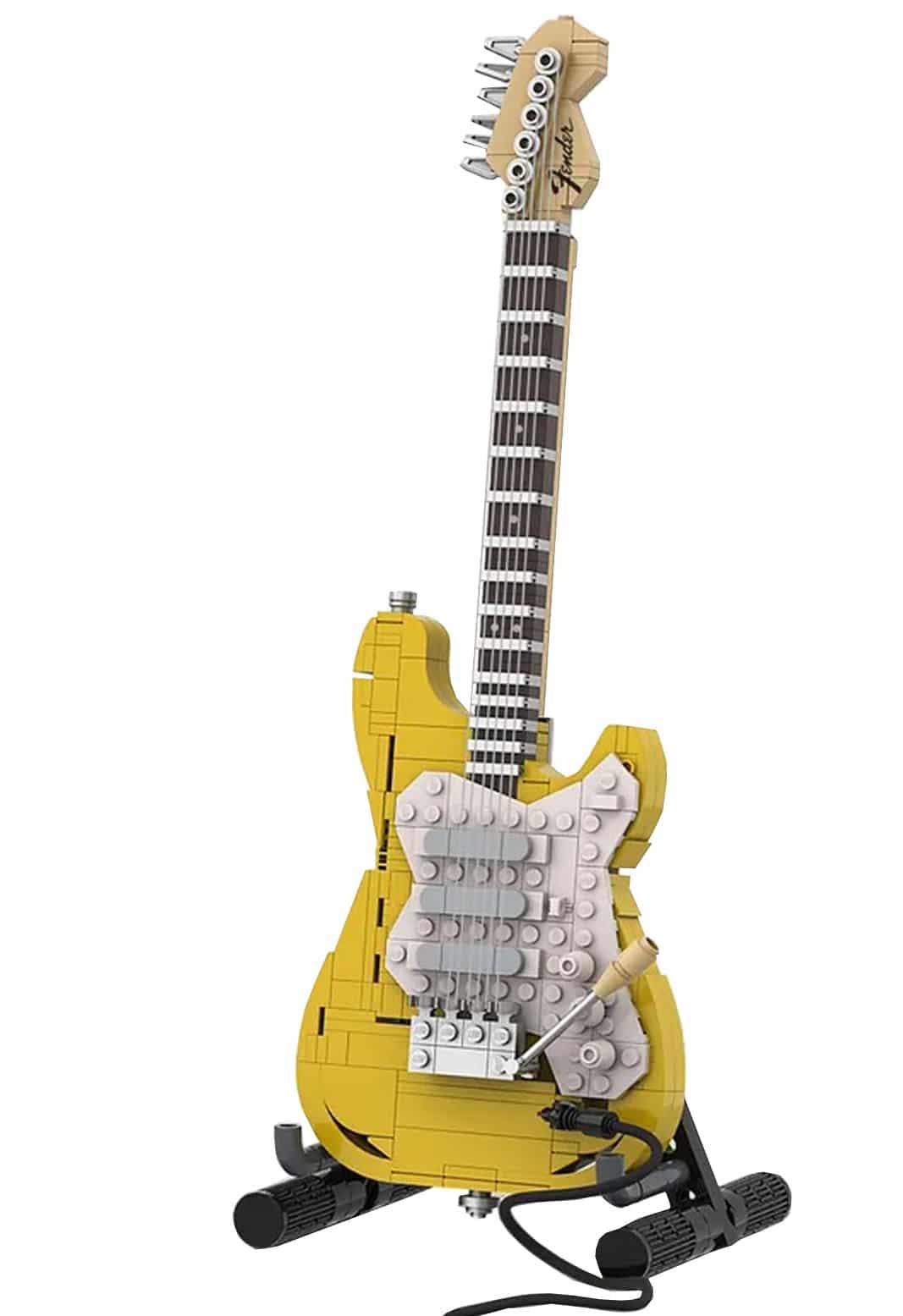 LEGO Ideas 21329 Fender Stratocasters Slider Ideas Vergleich 2
