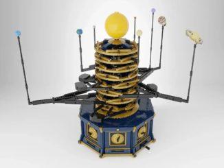 LEGO Ideas Clockwork Solar System (1)