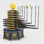 LEGO Ideas Clockwork Solar System (7)