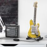 LEGO Ideas Stratocaster Entwurf (1)