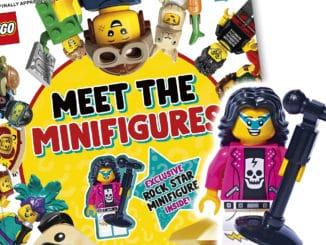 LEGO Meet The Minifigures Book Titel