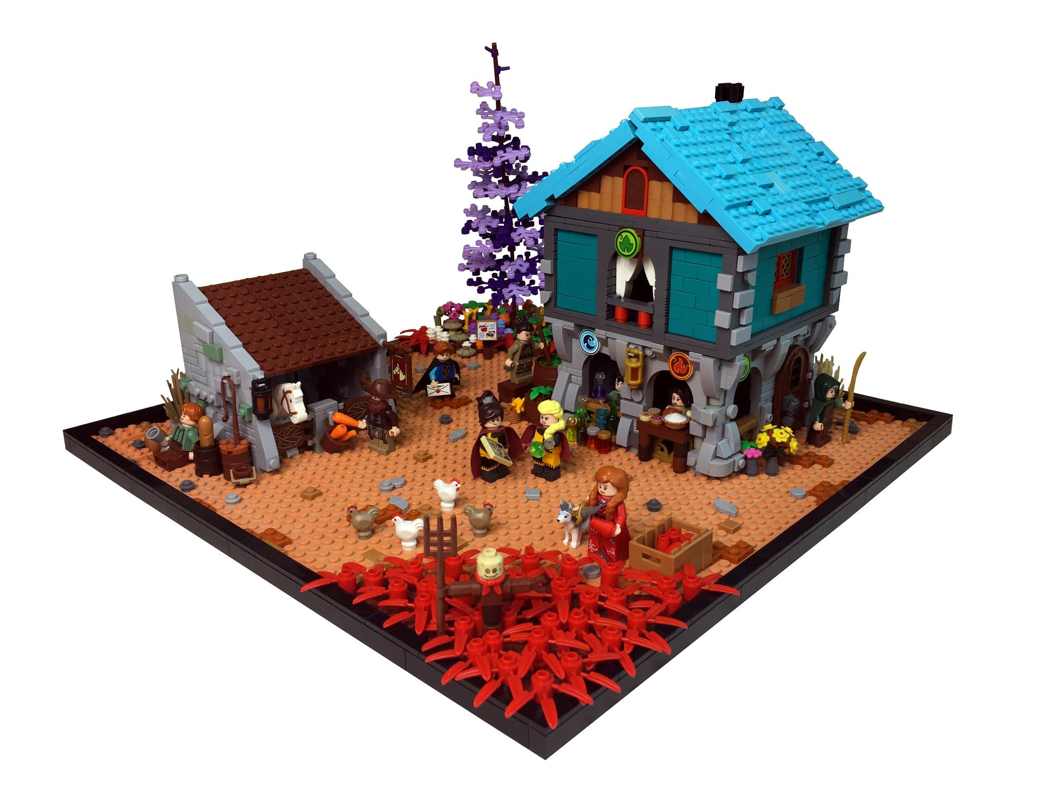 LEGO Moc Fletcher Floyd