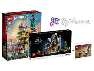 LEGO Ninjago City Gardens Jb Spielwaren