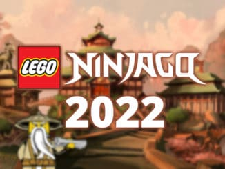 LEGO Ninjago Neuheiten 2022 Titelbild