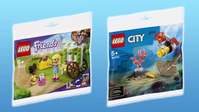 LEGO Polybags Gwp Oktober 21