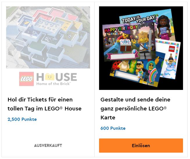 LEGO Postkarte 1