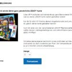 LEGO Postkarte 2