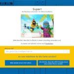 LEGO Postkarte 7