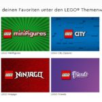 LEGO Postkarte 8