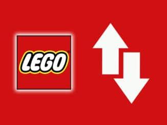 LEGO Preisanpassungen 2022 Titel