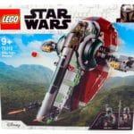 LEGO Star Wars 75312 Boba Fetts Starship 1