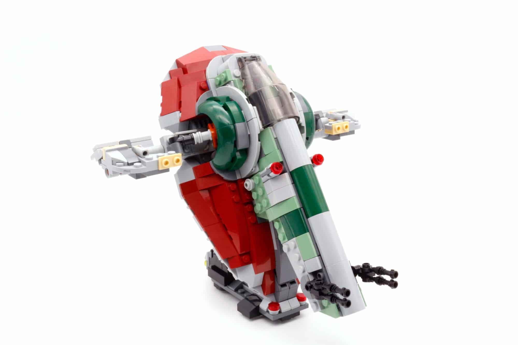 LEGO Star Wars 75312 Boba Fetts Starship 15