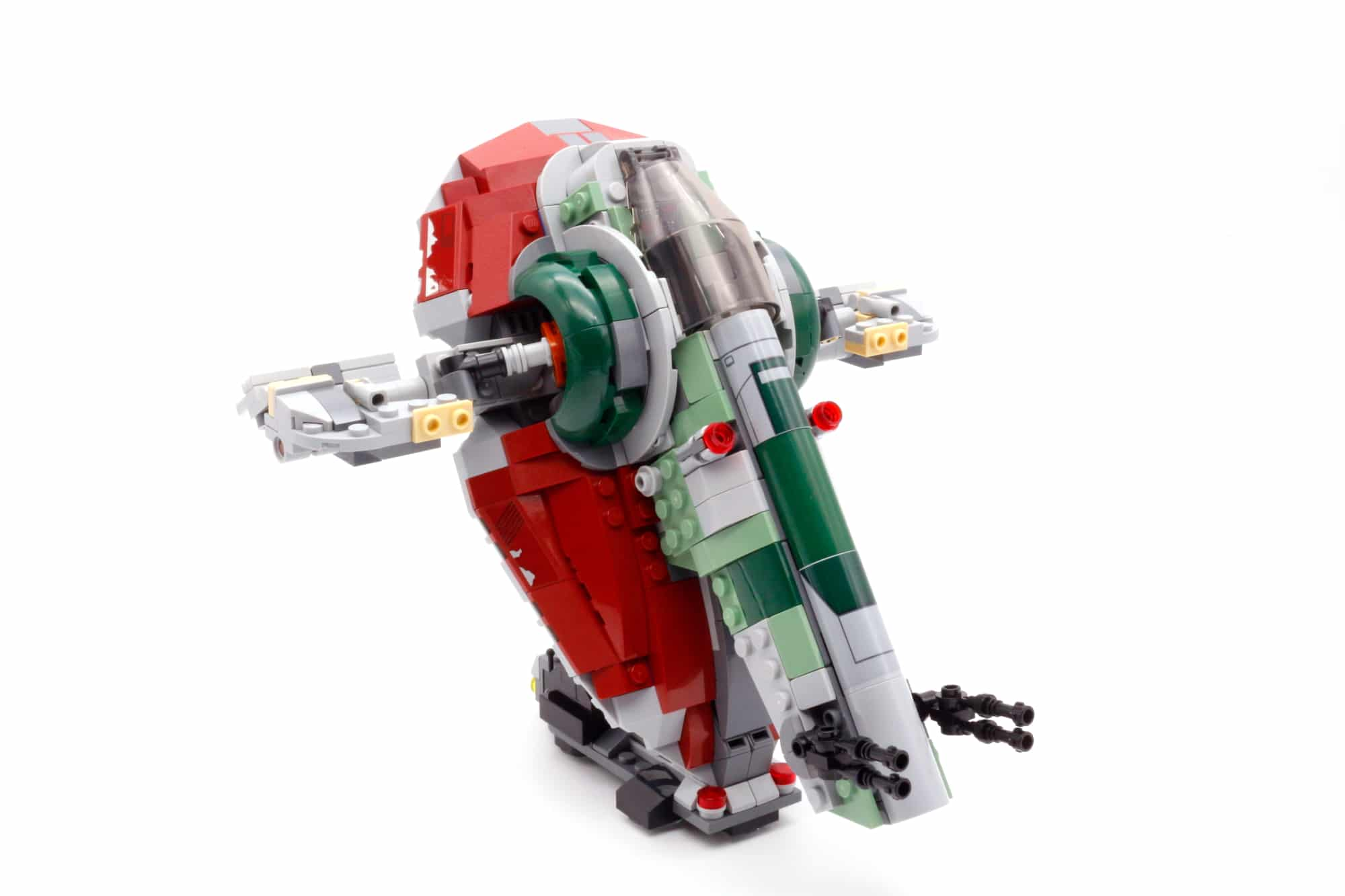 LEGO Star Wars 75312 Boba Fetts Starship 16